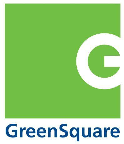 Logo for GreenSquare a partner of Waste Not Want Not