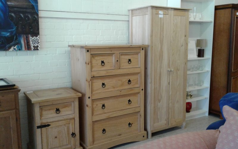 We sell bedroom furniture contact Waste Not Want Not for more information