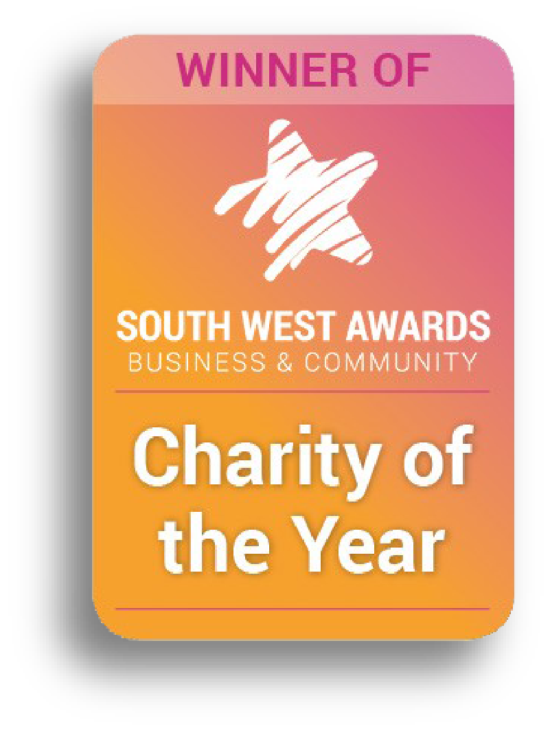 south west awards charity of the year