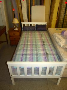 Shop With Us new bed for sale
